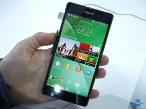 Smartphone Sony Xperia Z2 tại MWC 2014