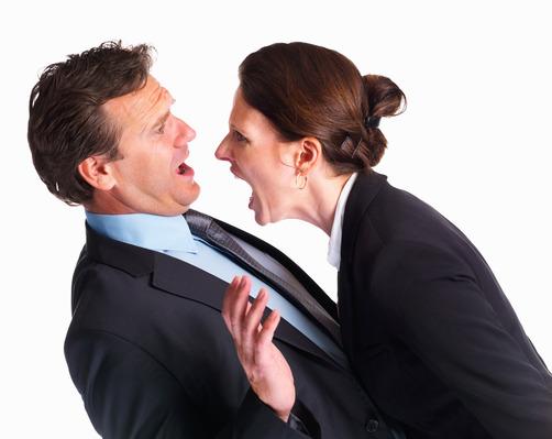 Khi giận dữ, người ta dễ mất bình tĩnh và có những hành động sai trái